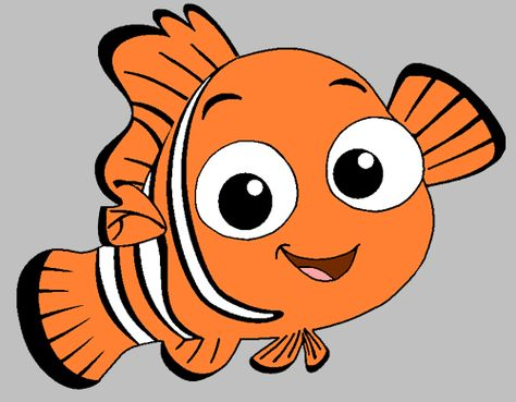 vector library library Finding Nemo Clip Art Images