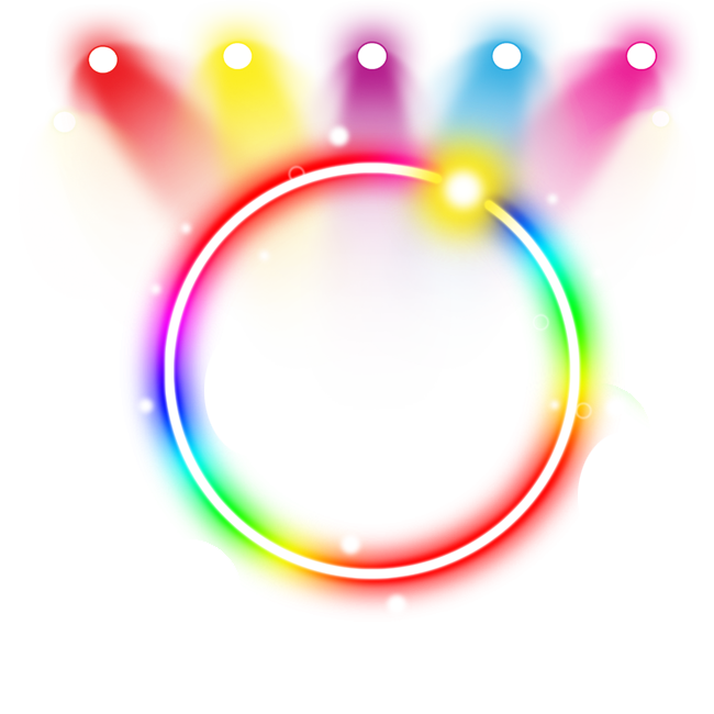 clipart royalty free Png lights peoplepng com. Vector color neon
