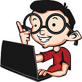 clipart freeuse library Nerd clipart.  clip art clipartlook.