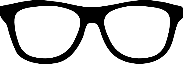 png black and white download clip glasses framing #91898313