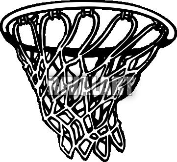 banner library library net vector basket ball #100311465