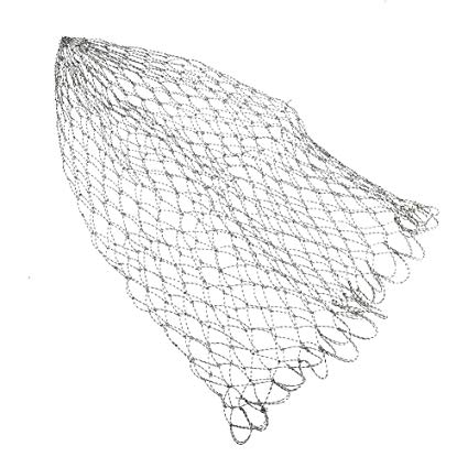 banner black and white download Fishing Net Drawing at PaintingValley