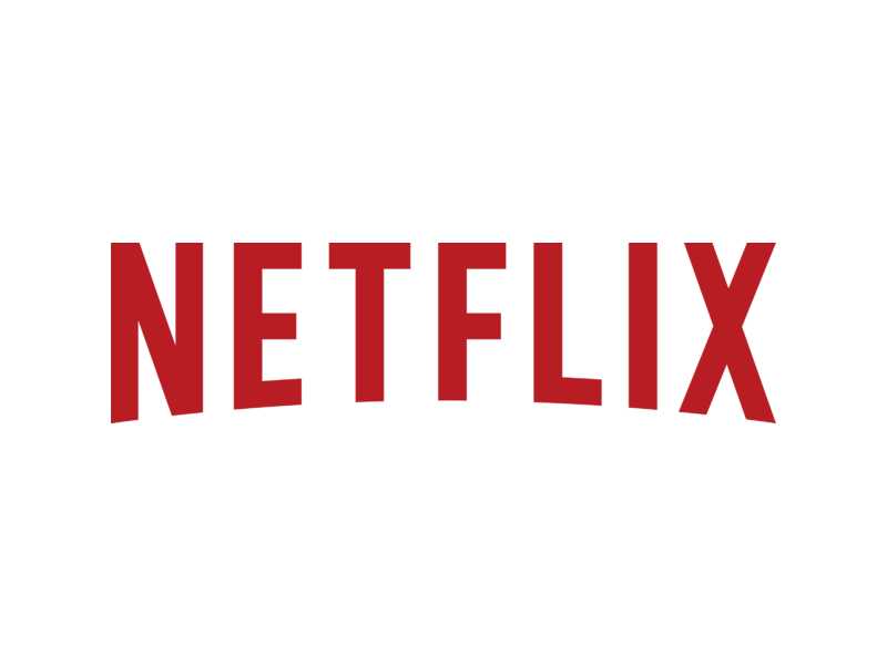 banner library library Netflix Logo PNG Transparent