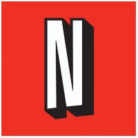clipart transparent Netflix Logo Vectors Free Download