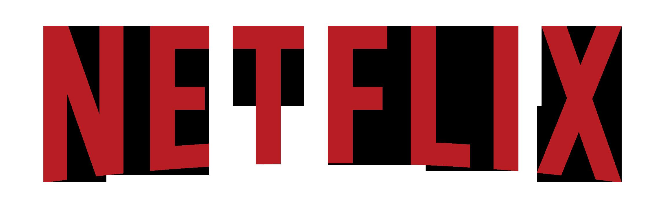 svg transparent netflix vector symbol #100304038