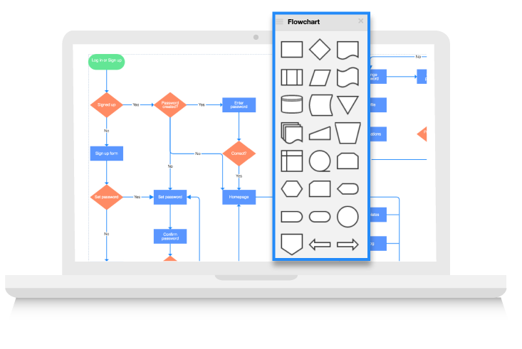 graphic royalty free stock Diagramming Software