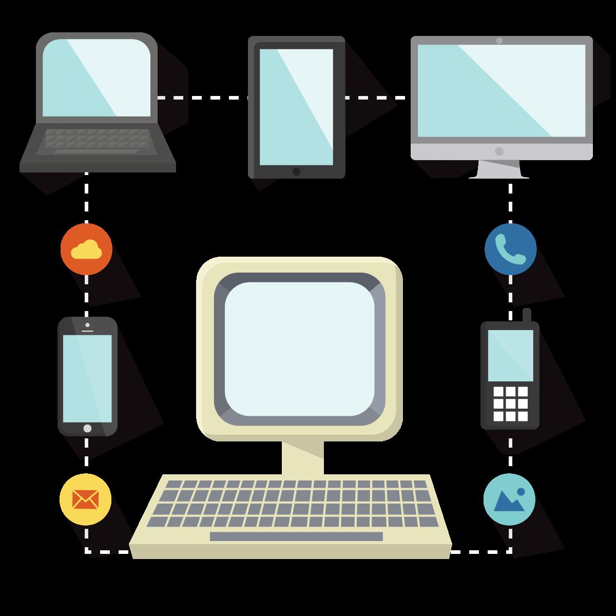 clip art freeuse stock Network cloud computing euclidean. Vector computer networking