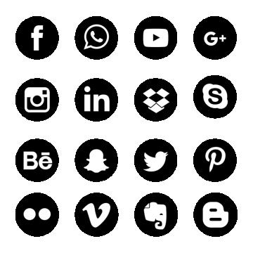jpg freeuse download Digital marketing png vectors. Vector emojis border