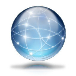 clipart freeuse download Network globe Icon
