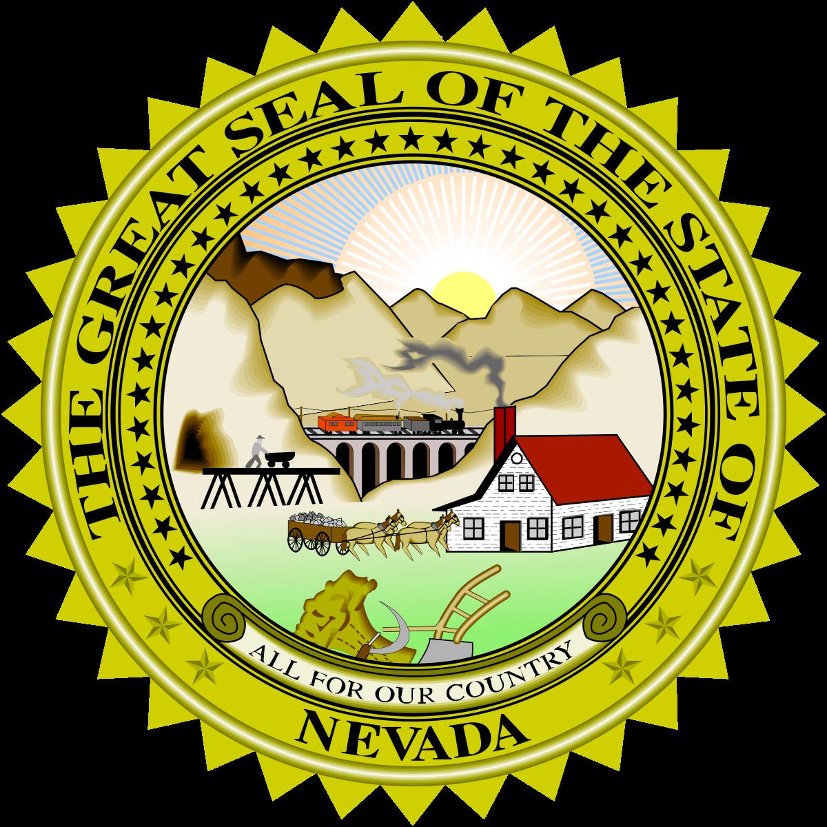 banner transparent download Nevada Senate