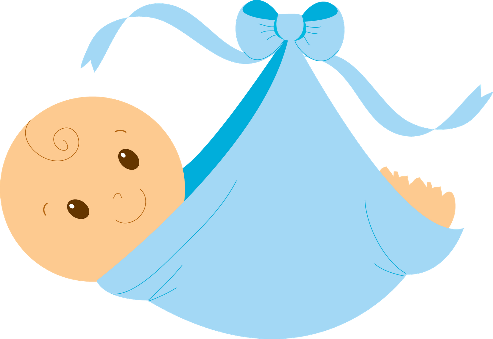 clip art stock Free Newborn Baby Clipart