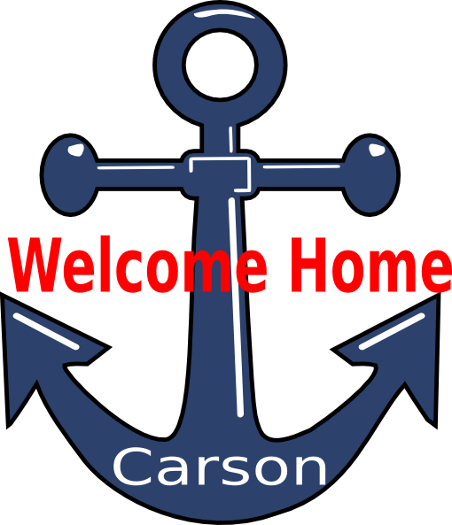 png download Welcome Home Anchor Clip Art at Clker