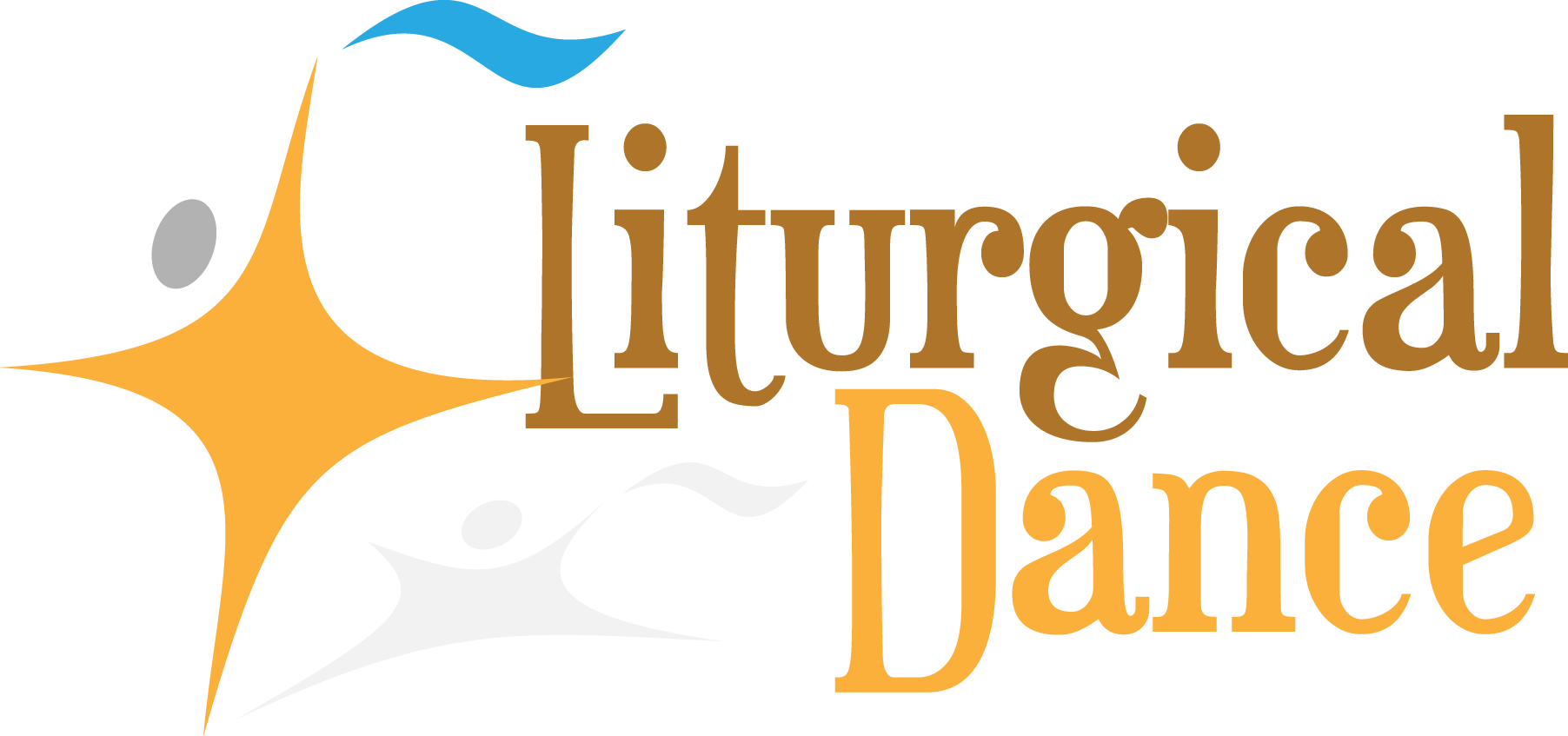 graphic library stock Liturgical Dance Logo