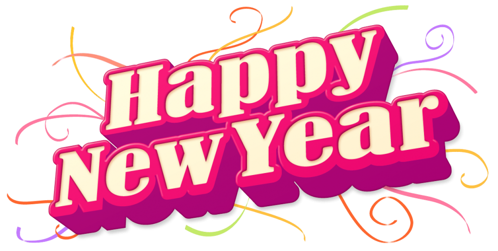 vector royalty free download Happy New Year