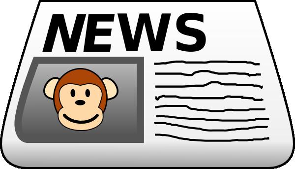 clip transparent stock News clipart. Monkey clip art at.