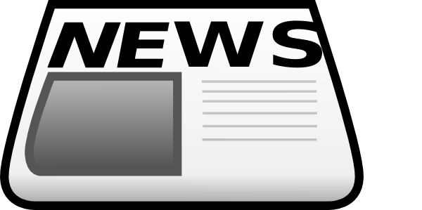 free News clip art free. Writer clipart newspaper