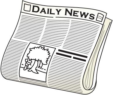 clip free Free cliparts download clip. Newspaper clipart.