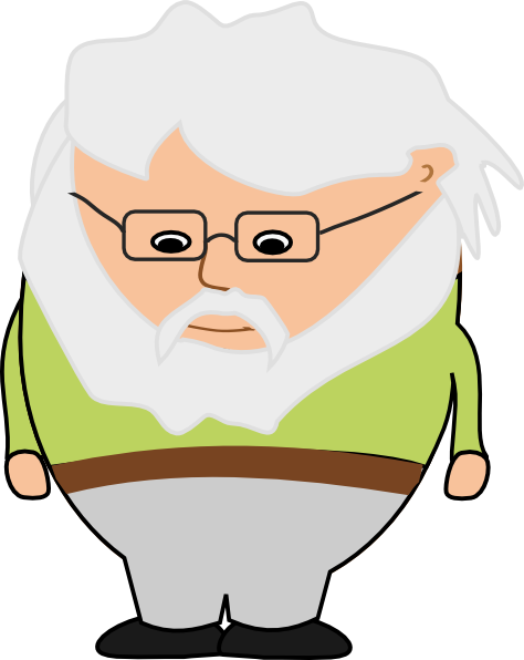 vector library Old man clip art. Free western clipart graphics