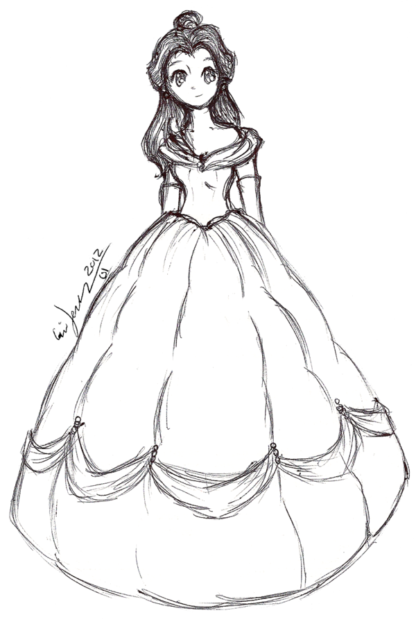 jpg download Princess at getdrawings com. Belle transparent book drawing