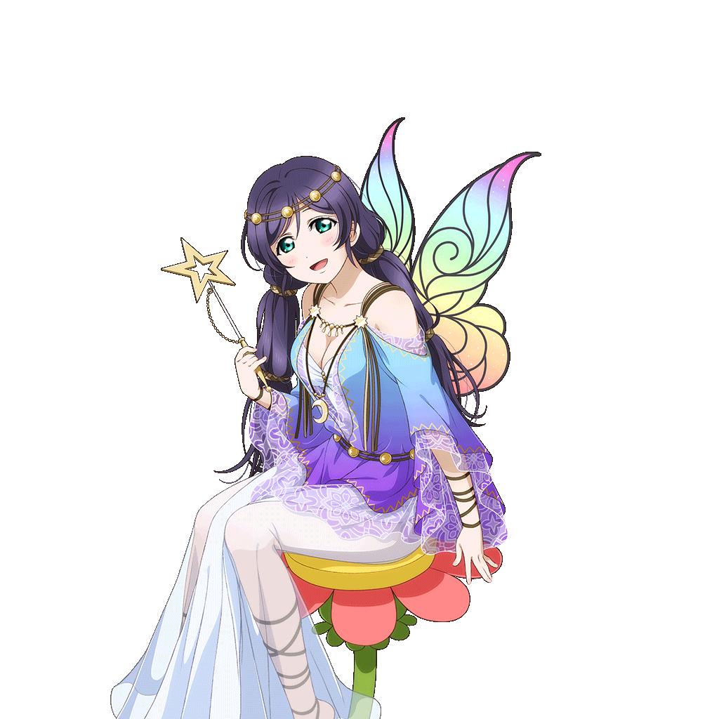 image stock nozomi transparent fairy #100462232