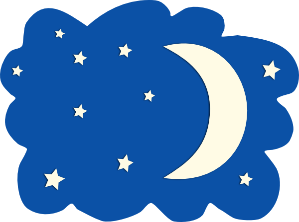 royalty free library Image result for clip. Night clipart.
