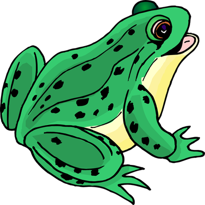 vector royalty free download Nightingale drawing the frog and.  collection of clipart