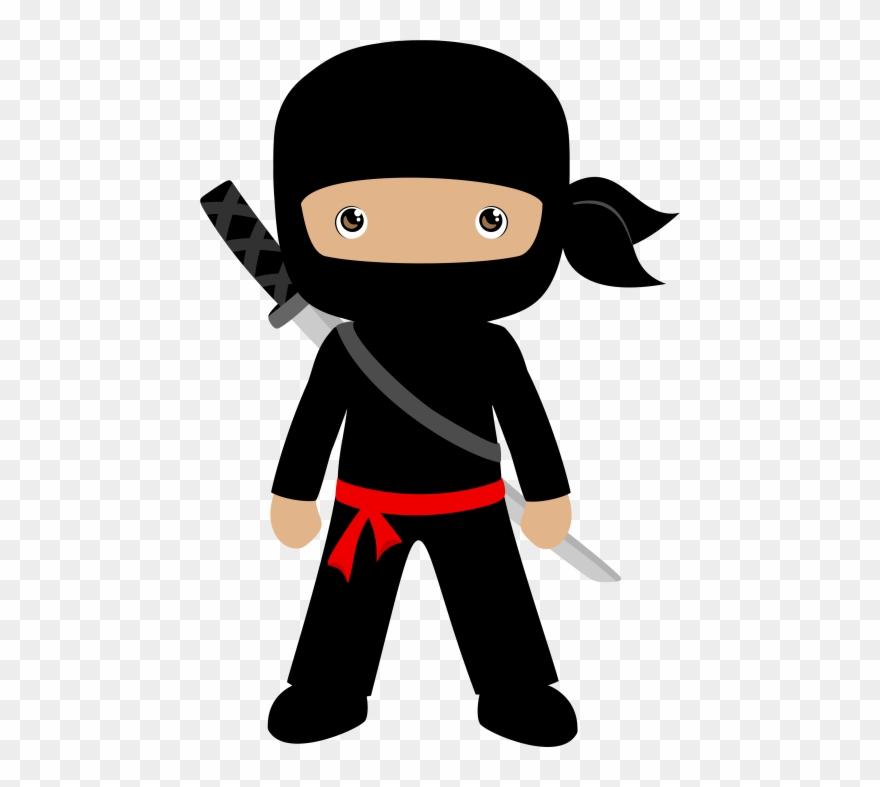 banner freeuse download Ninja clipart. Free png images transparent.