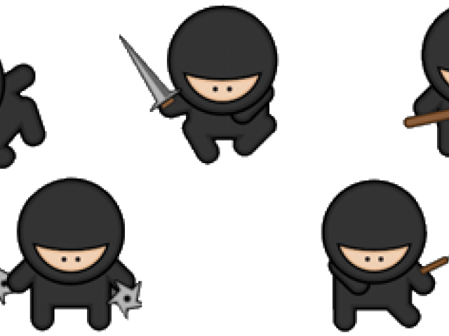 clipart transparent Free on dumielauxepices net. Ninja clipart.