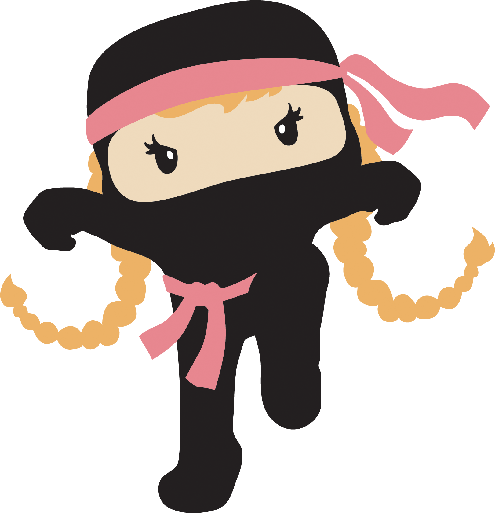 png library stock Ninja clipart.  collection of png.