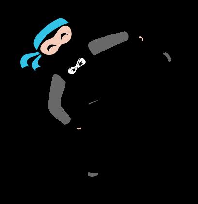 svg transparent library NinjaZone Program