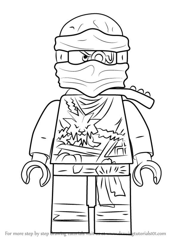 снимке картинки карандашом лего ниндзяго все