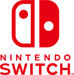 royalty free download Nintendo Switch Logo Vector