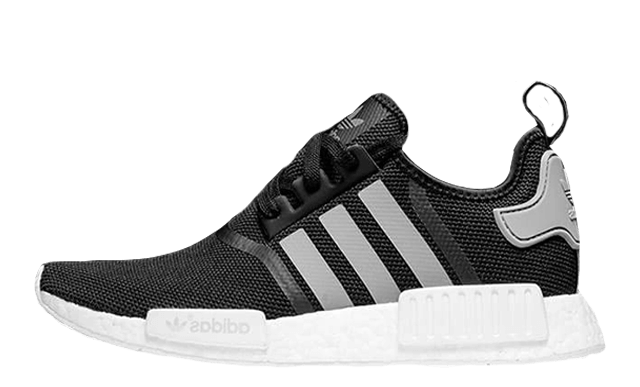 clip black and white stock adidas NMD R