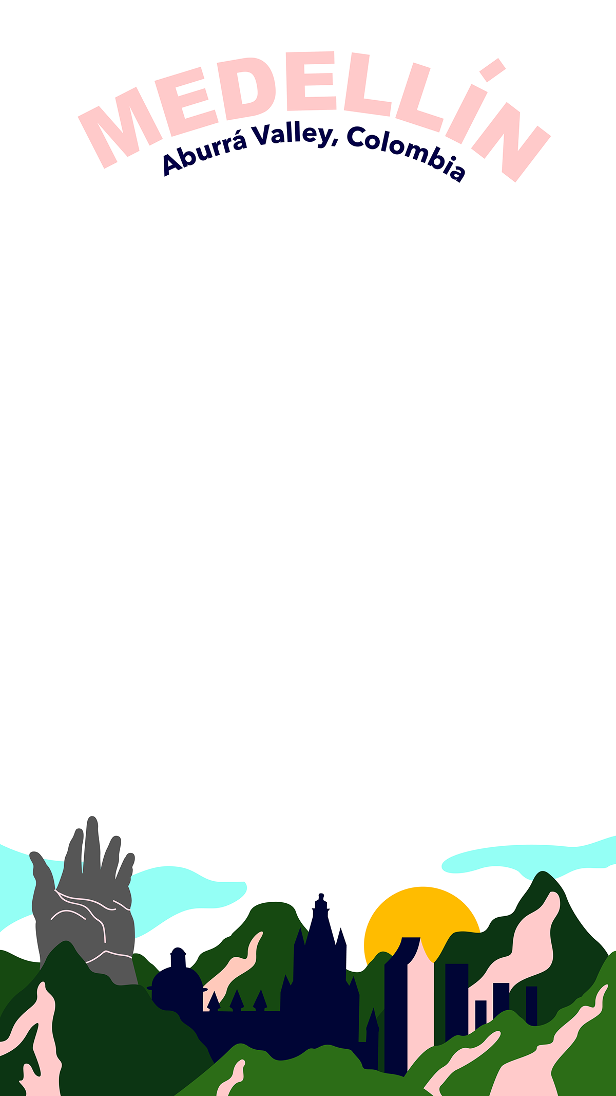 picture Snapchat filter for Medellin