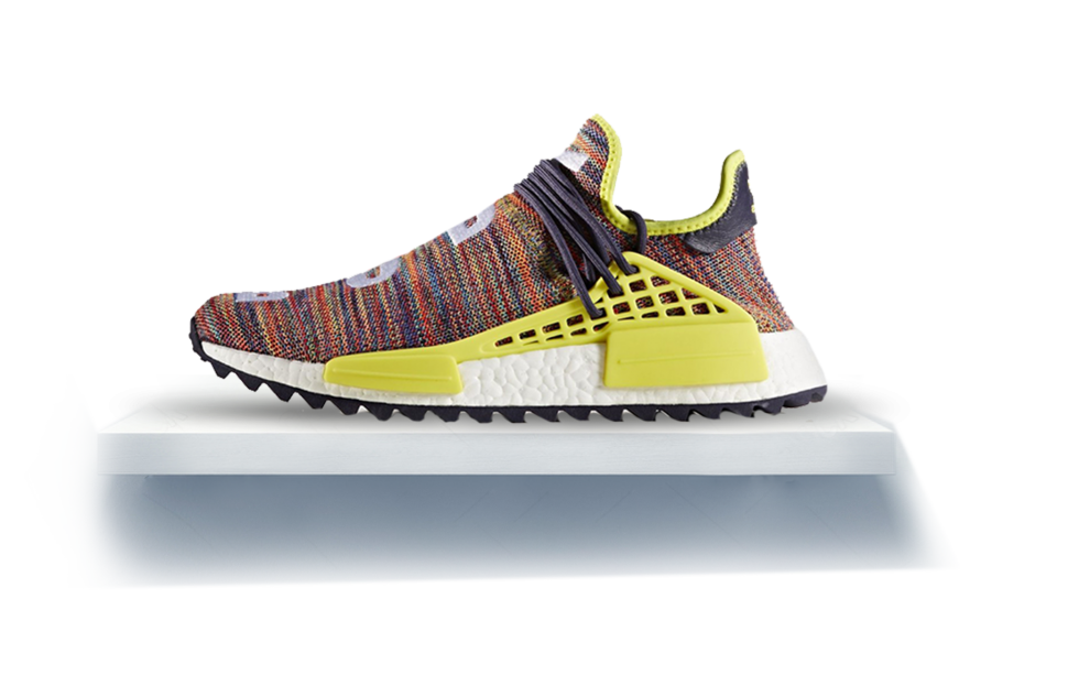 clip art freeuse library Pharrell NMD Human Race Release