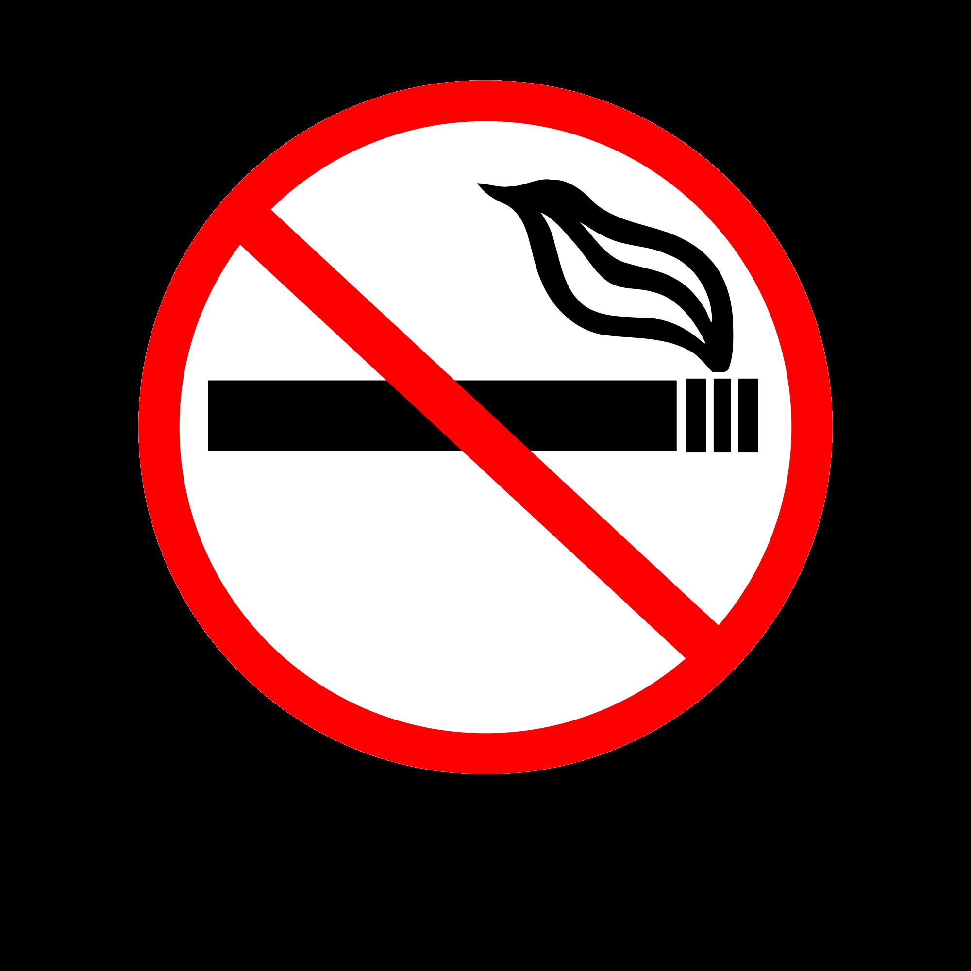 clip art download Banned transparent website. No smoking sign clipart
