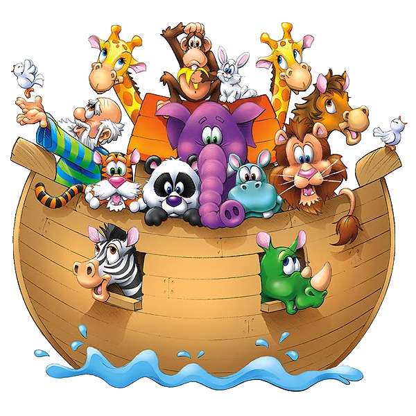 picture royalty free library Noah ark clipart. S child nursery pictures