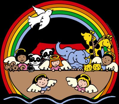 svg freeuse stock Noah ark clipart. Image noahs art clip