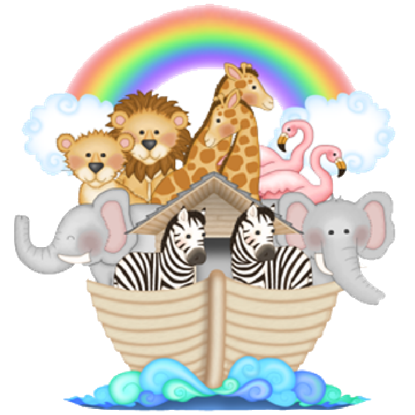 graphic transparent library noahs ark clipart baby theme #43458256