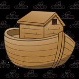 clip art transparent noah ark clipart symbol #43455610