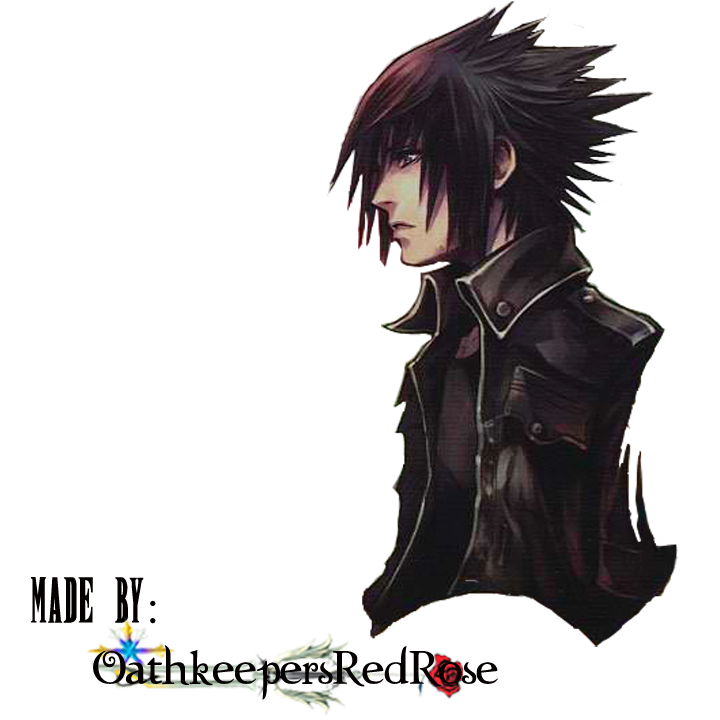 jpg freeuse Noctis PS Cover Render by OathkeepersRedRose on DeviantArt