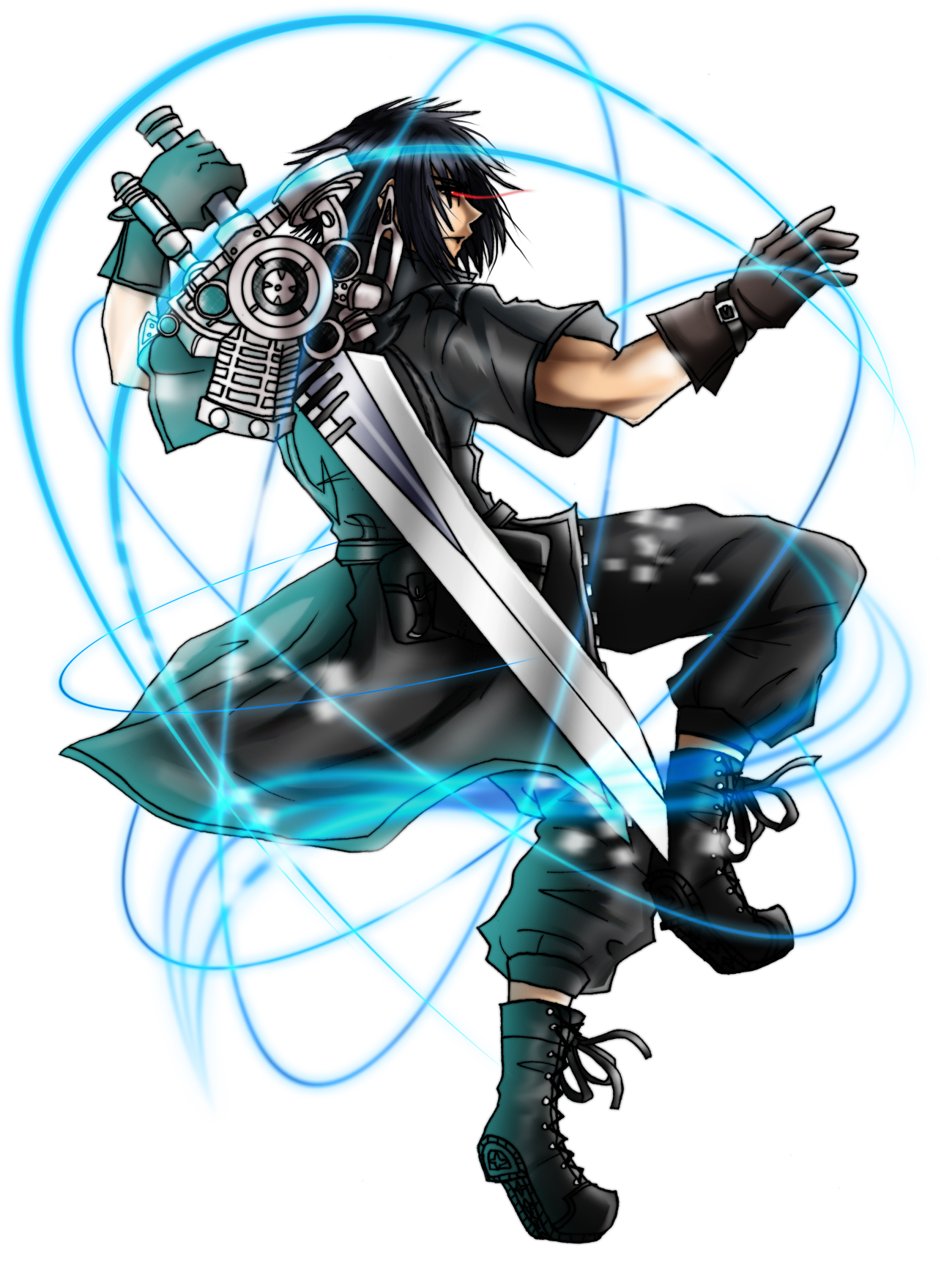 clipart royalty free stock Dissidia Aces