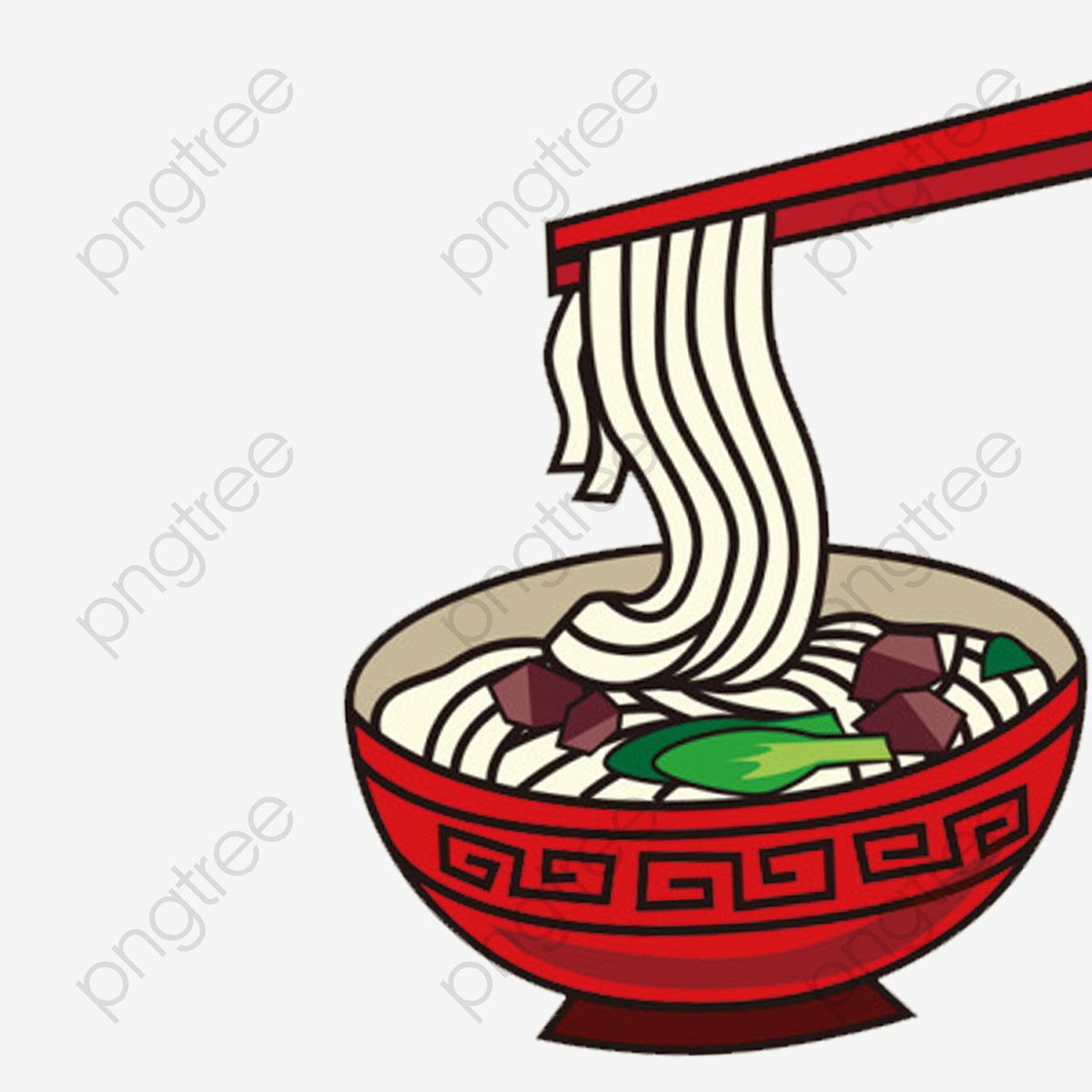 picture black and white library Download for free png. Noodle clipart