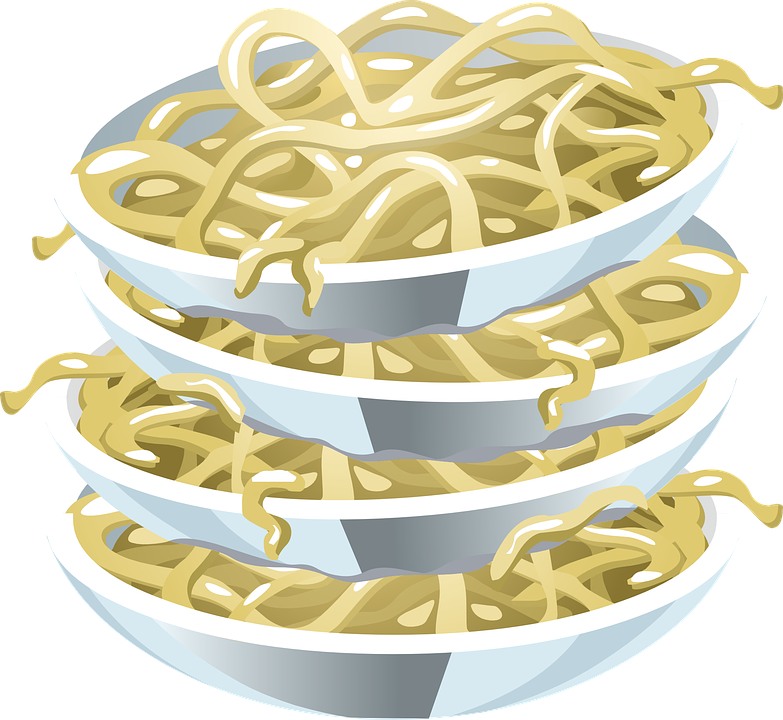banner free download Noodles clipart illustration. Noodels frames illustrations hd