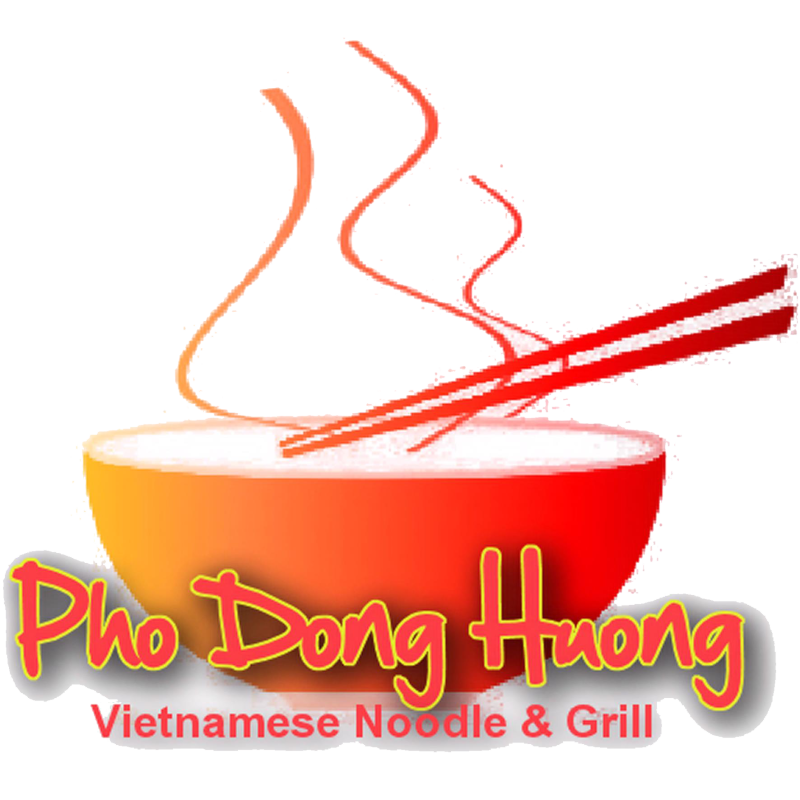 graphic black and white library Pho Dong Huong Delivery