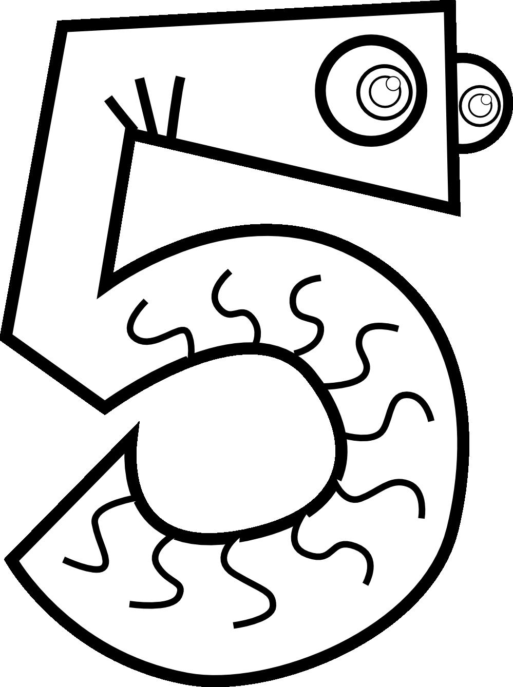 jpg library Numbers Drawing at GetDrawings