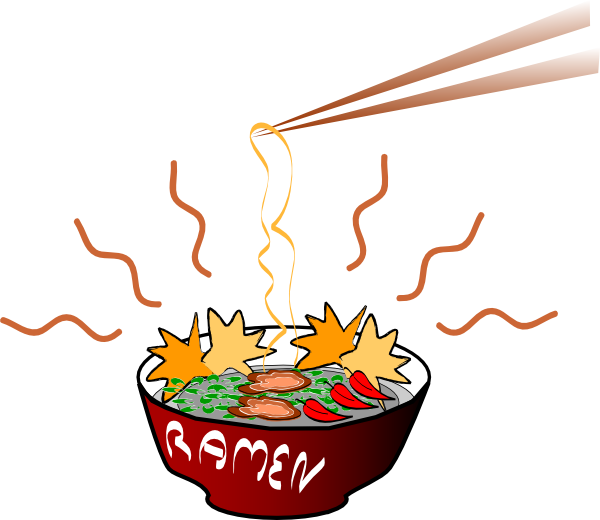 png transparent library Noodle clipart animated