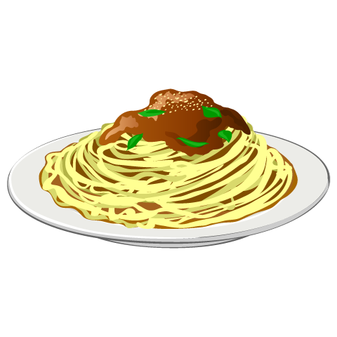 png freeuse library Free Meat spaghetti image