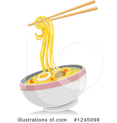 svg free stock Noodles clipart illustration. By bnp design studio