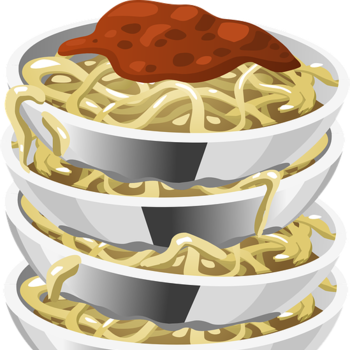 clipart free library Scouts Pasta Dinner